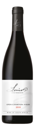 Picture of 2018 The Open Champion Syrah